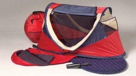 Llévate al peque de acampada en esta minitienda de campaña