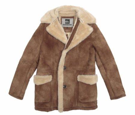 Quicksilver, abrigo