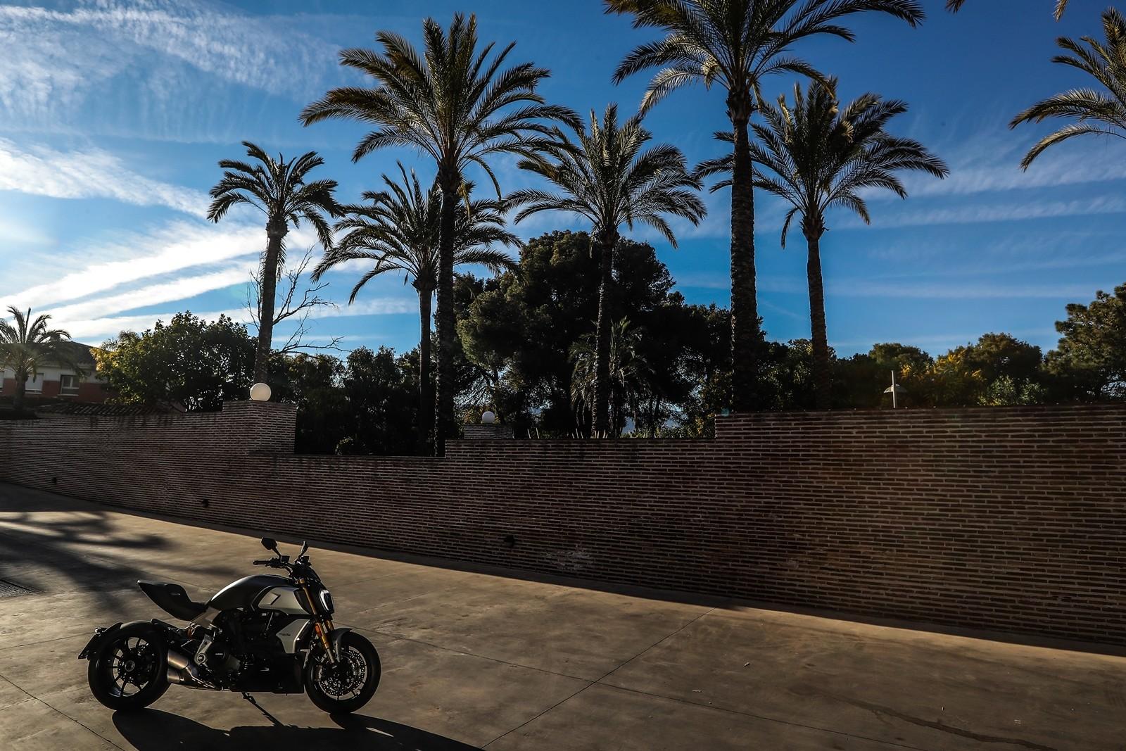 Foto de Ducati Diavel 1260 S 2019, prueba (49/59)