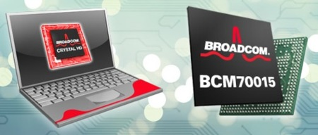 Broadcom Crystal HD, reproduce vídeo en alta resolución en el ultraportátil