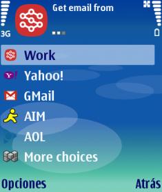 SEVEN: Push email gratis para cuentas de correo web