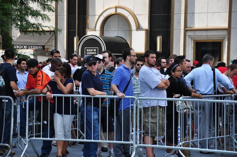 Foto de Lanzamiento iPhone 4 en Nueva York (36/45)