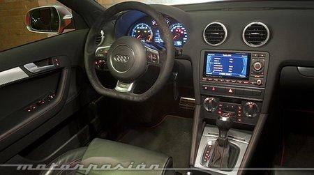 Prueba Audi RS3 Sportback