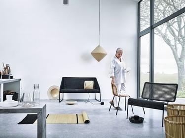 Trabajo artesano y belleza natural en la colección VIKTIGT, edición limitada de Ingegerd Råman para IKEA