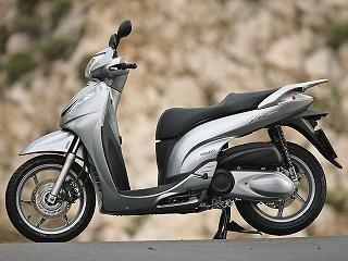 Nueva Honda SH 300 i