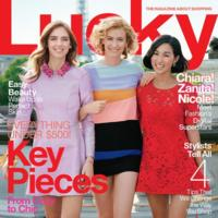 La blogosfera conquista la portada de Lucky Magazine