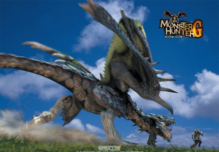 Monster Hunter G llegará a Wii