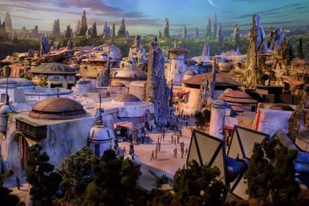 Así es Star Wars Land, la nueva expansión de los parques temáticos de Disney