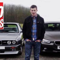 ¿Puede un BMW M3 antiguo contra un Serie 3 petrolero moderno?