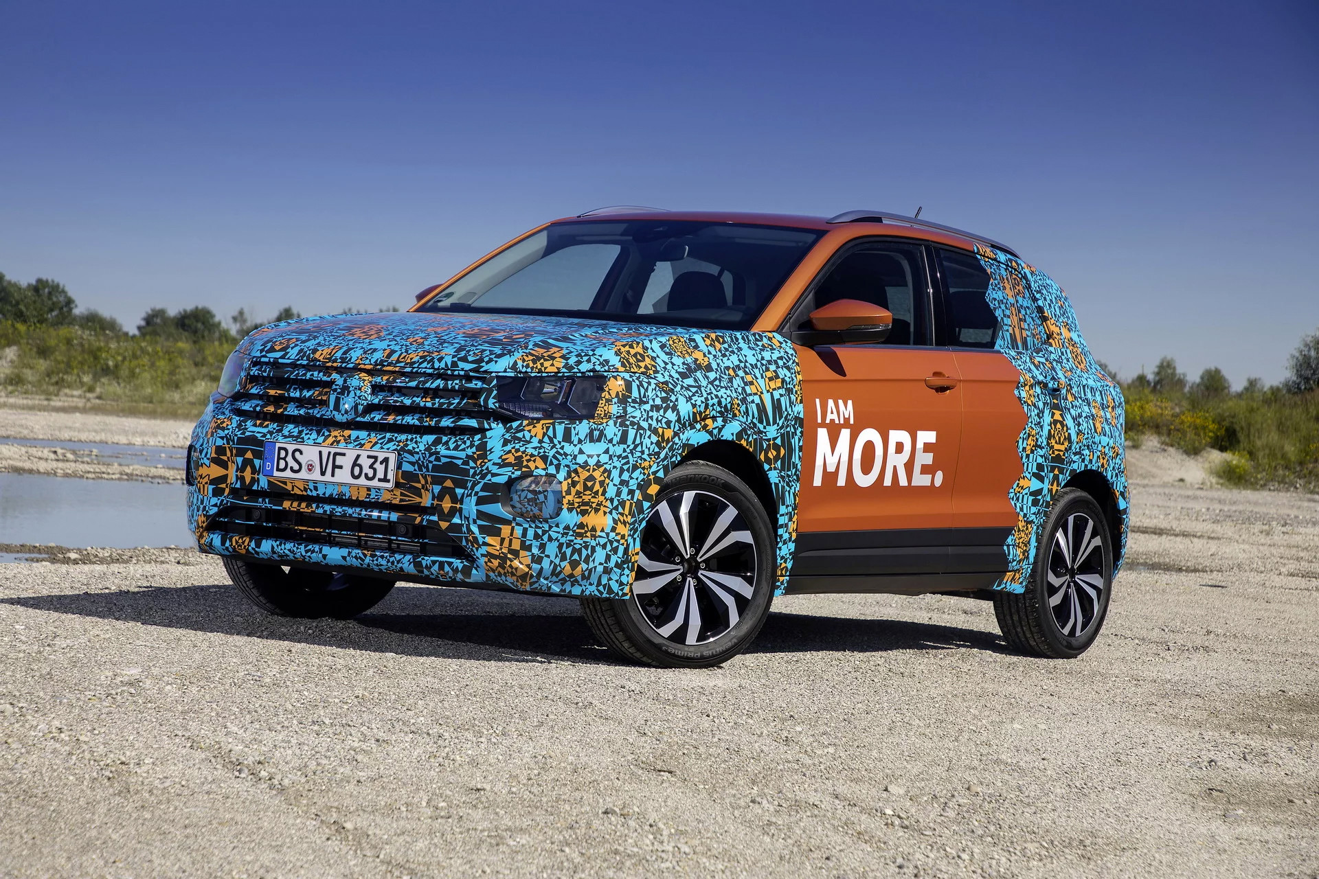 Volkswagen T-Cross (primeras imágenes)