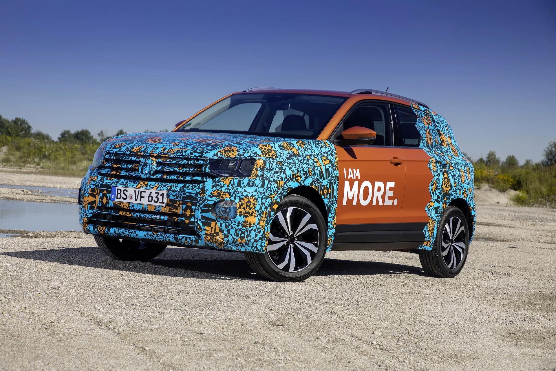 Foto de Volkswagen T-Cross (primeras imágenes) (1/28)