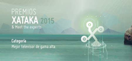 Mejor televisor de gama alta: vota en los Premios Xataka 2015