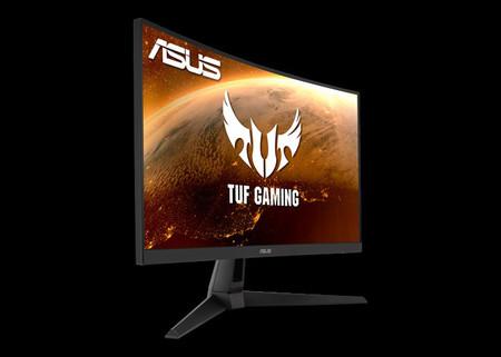 ASUS tiene nuevo monitor gaming, el VG27WQ1B: con panel curvo, resolución 2K y compatible con AMD FreeSync