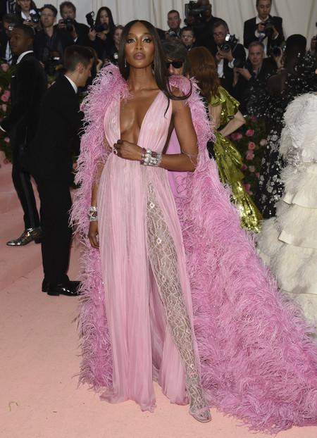 Naomi Campbell gala met 2019
