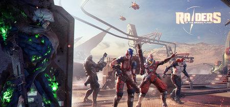 Análisis de Raiders of the Broken Planet - Mitos Alien, el shooter multijugador de MercurySteam da sus primeros pasos