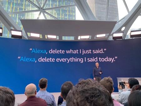 Alexa Borrar Conversaciones Automaticamente