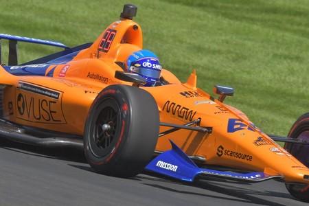 Fernando Alonso Indy500 2020