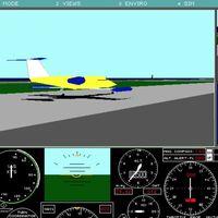 Ya puedes jugar gratis y desde el navegador a los cuatro primeros Microsoft Flight Simulator de la saga