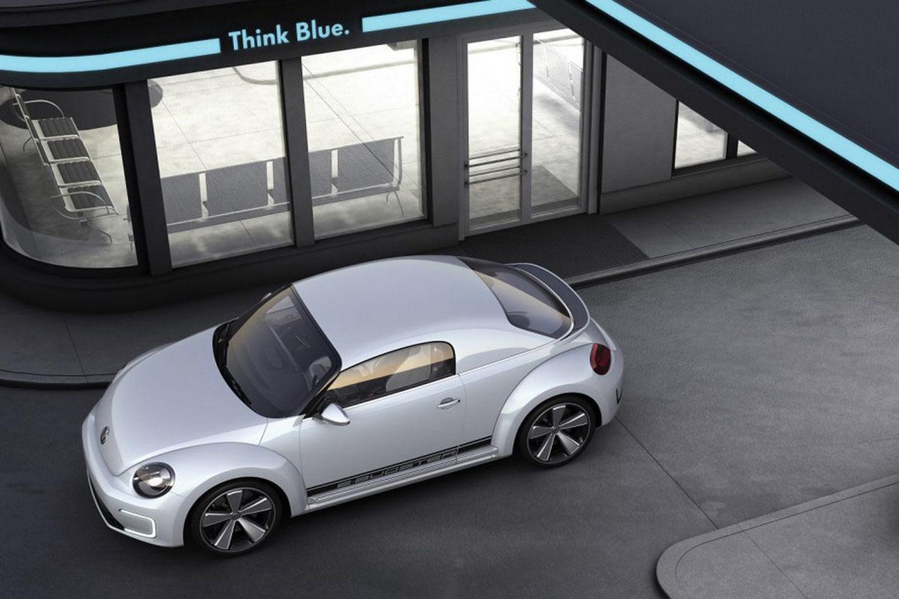 Foto de Volkswagen E-Bugster (10/13)