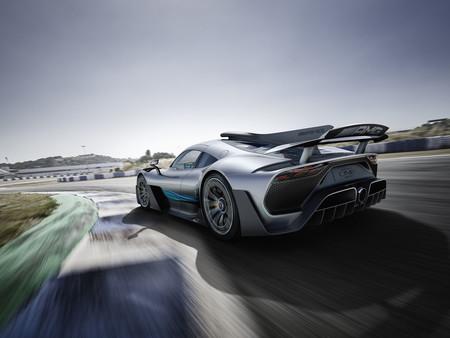 ¿Alguien dijo especuación? Ya piden 4,5 millones de euros por una reserva del Mercedes-AMG Project One