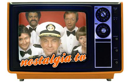 'Vacaciones en el mar', Nostalgia TV