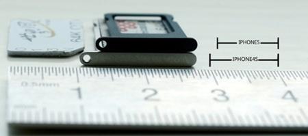 nano-SIM iphone 5