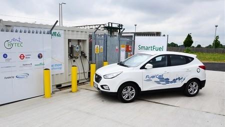 Los próximos pasos de Reino Unido con el coche a hidrógeno