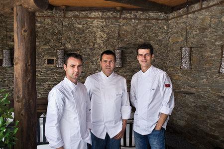 chefs y socios fundadores