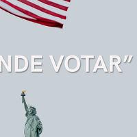 """""""Dónde votar"""", en español, fue lo más buscado en Google durante las elecciones de EEUU"""