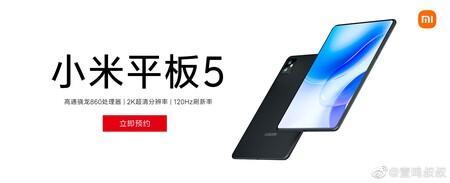 La Xiaomi Mi Pad 5 tendrá un diseño inspirado en la gama Mi 11 y un precio ajustado, según los últimos rumores