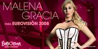 Malena Gracia a Eurovisión