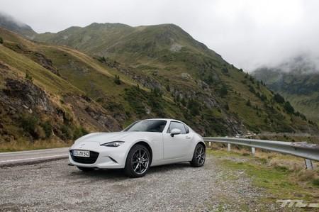 Mazda MX-5 2019 prueba contacto