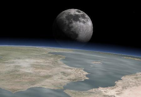 La Luna nos invita a mirar al cielo el próximo sábado