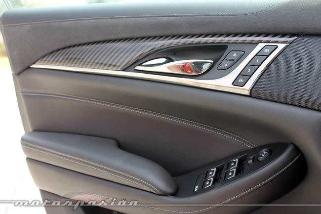 Foto de Contacto: Cadillac CTS (11/12)