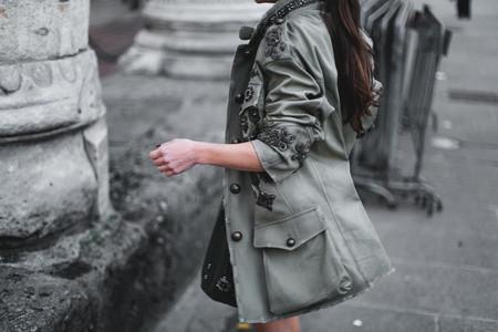 Las chaquetas militares con parches con las que queremos desfilar por la calle