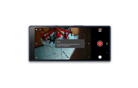 Sony Xperia 10 Plus App Camara Error Camara Lenta