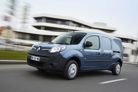 Renault Kangoo Z E