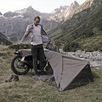 Bivouac, el auto-regalo perfecto para vivaquear con tu moto en medio de ninguna parte