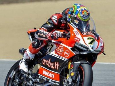 Superbikes Estados Unidos 2015: Chaz Davies rompe la racha de las Kawasaki