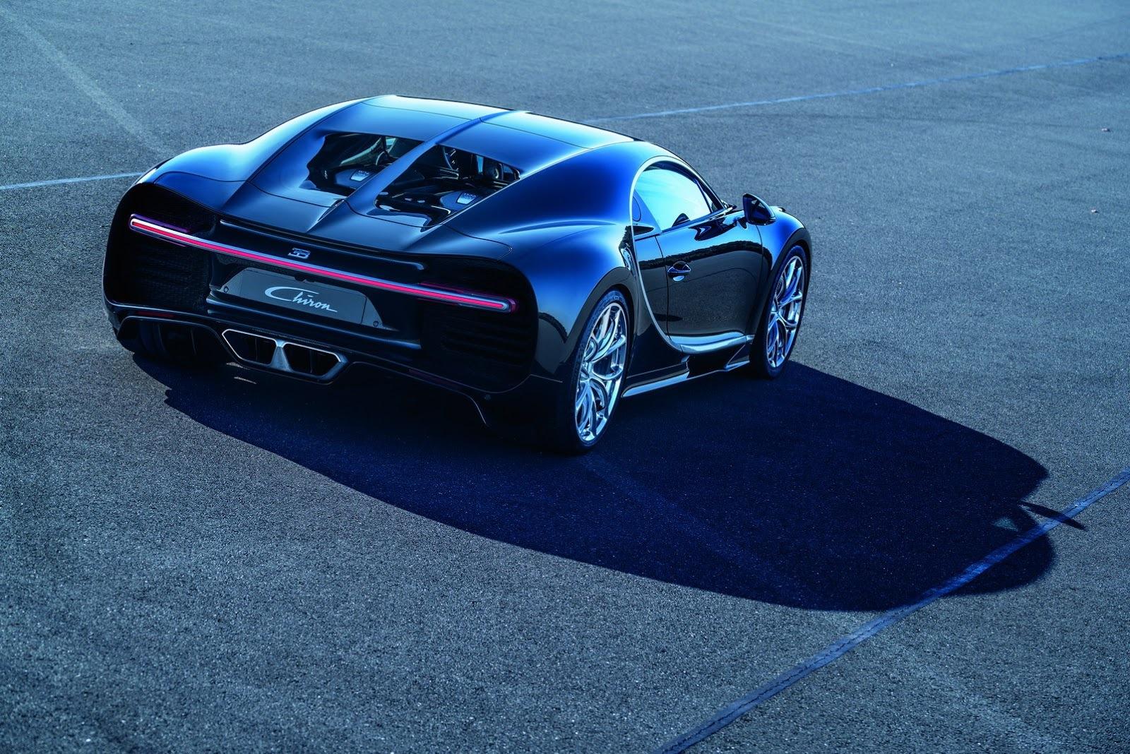 Foto de Bugatti Chiron (44/77)