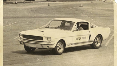 Ford Mustang Shelby Gt350 1