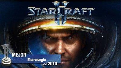 Mejor juego de estrategia del 2010: 'Starcraft II'