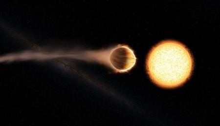 Por primera vez, se detectan moléculas de agua en la atmósfera de un exoplaneta