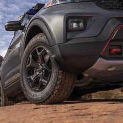 Foto 9 de 13 de la galería ford-explorer-timberline en Motorpasión México