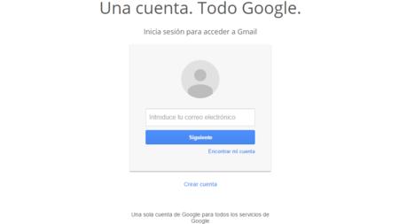 Cuenta Google