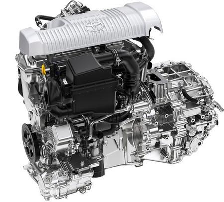 Motor Toyota 1NZ FXE