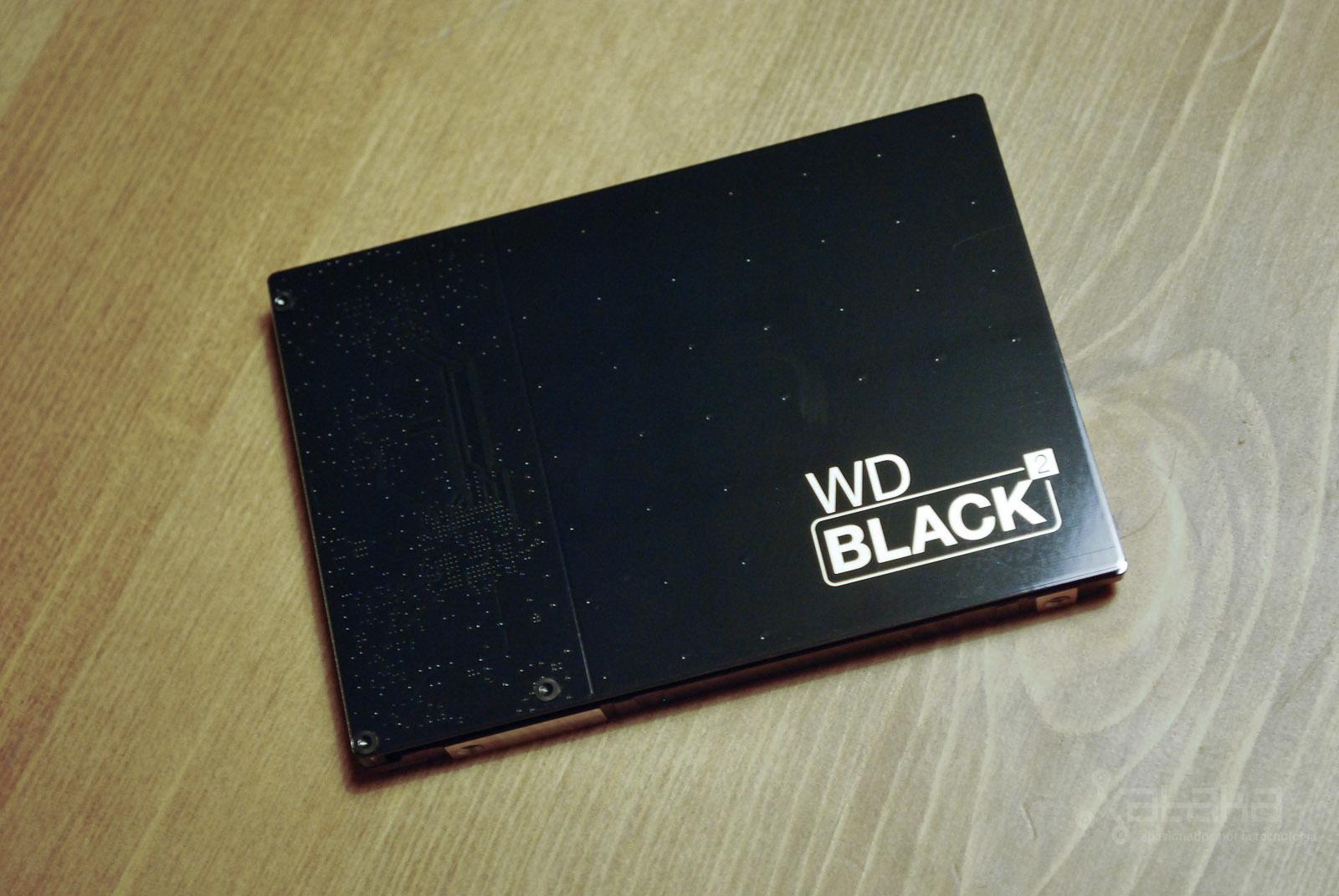 Foto de WD Black 2, análisis (7/11)