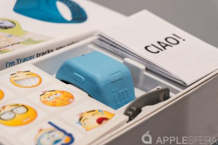i'm Tracer, así es el dispositivo de localización GPS personal de los creadores del i'm Watch