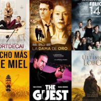 Estrenos de cine | Johnny Depp, damas, animales, falsos amigos y un nuevo Terminator