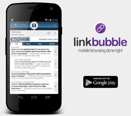 Linkbubble